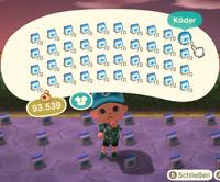 400 Köder | Animal Crossing New Horizons