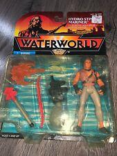Waterworld Hydro Stinger Mariner Kevin Costner figure  MOC 1995 Kenner 62802