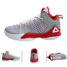 PEAK Basketball Shoes Lou Williams Street Master Sneakers High Top Breathable