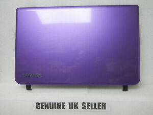 TOSHIBA SATELLITE L50d-B-14  LCD SCREEN LID REAR COVER VIOLET PURPLE A000301290