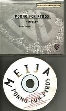 Perry Farrell PORNO FOR PYROS Meija PROMO DJ CD single 1993 Jane's Addiction