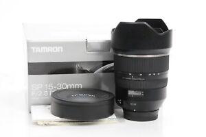 Tamron A012 SP 15-30mm f2.8 Di VC USD Lens 15-30/2.8 Nikon F #072