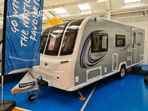 BRAND NEW 2022 Bailey Pegasus Grande SE Ancona - 8ft Wide Single Axle Caravan