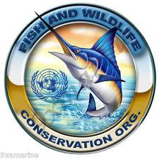 Conservation Sticker, Boston Whaler, Pro Line, Robalo & Center Console