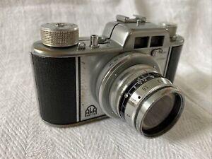 AKA AKARETTE II V2, Radionar 3,5/50mm, 24x36mm, Defekt (AKA0121)