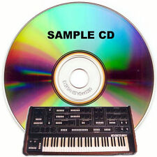 Elka Synthex analog sounds sound sample cd dvd 66 patches .FXP & .WAV for HALion