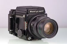 Classique Mamiya SLR 6X8 RB67 PRO S + Sekor Kl 90mm + Wlf 120 Cla Premium