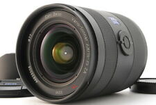 【TOP MINT】 Sony 16mm-35mm F2.8 ZA SSM Vario-Sonnar T* zoom lens from JAPAN 986