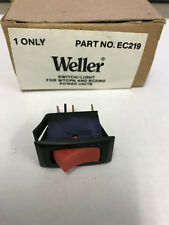 Weller EC219 Switch Assembly for WTCPN EC1000 EC2000 Power Supplies
