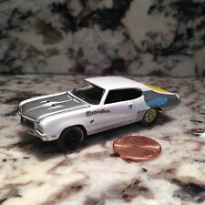 JOHNNY LIGHTNING USED 70 BUICK GS DIE CAST CAR 1/64 1970 PROJECT IN PROGRESS