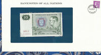 Banknotes of All Nations Sweden 10 Kronor 1979 serie S P-52d UNC BIRTHDAY 199040