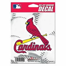 St Louis Cardinals Medium Die-Cut Window Decal