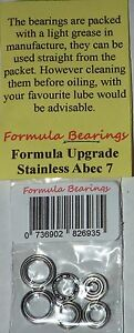Penn 525 Mag2 Complete Set of all 6 Bearings Upgrade abec 7 (FS 139)