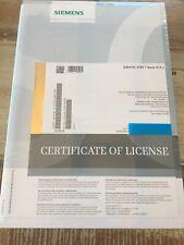 Siemens SIMATIC STEP 7 Basic V15.1; Floating License, 6ES7822-0AA05-0YA5