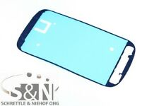 Samsung Galaxy S3 mini GT-i8190 Klebeband Kleber Glas Rahmen Scheibe