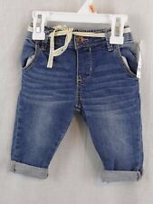 New Infant Girls OshKosh BGosh Capri Jeans Size 12 NWT