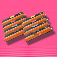 8P TONER for OKIDATA 44250716 44250715 44250714 44250713 C110 High Yield 2.5K