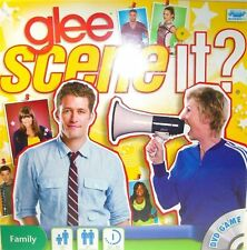Glee Scene It High School Musical DVD Game Sing it! Act it! Say it! with Remote