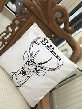 Cushion OH DEER! Christmas Decoration