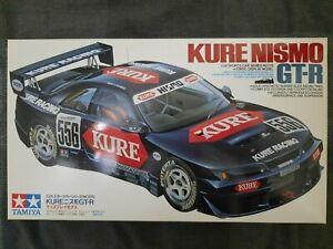 Tamiya 1/24 Kure Nismo Nissan Skyline GTR #24178