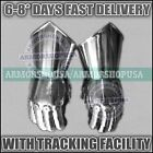 Medieval Gauntlets Armor Metal Plate Pair Set of 2 Gloves Knight Reenactment SCAReenactment & Reproductions - 156374