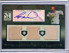 Topps Autographed Baseball Cards