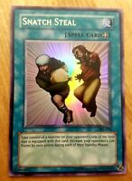 SNATCH STEAL UNLIMITED EDITION MRL-036 Near MINT RARE YUGIOH CARDS