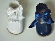 Zapatos Bebé Niña Duro Suela español con arco