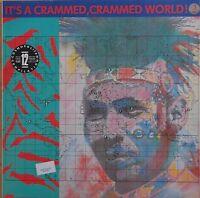 It's A Crammed, Crammed World! 2 1987 Vinyl LP Crammed Discs CRAM 053
