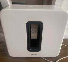 Sonos Sub (Gen 2) Subwoofer, weiß - neuwertig!!
