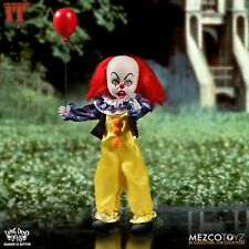 Mezco Pennywise Living Dead Doll - Stephen King's It