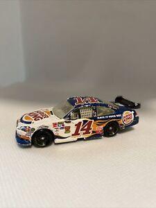 Tony Stewart #14 2009 Burger King 1:64 Nascar Diecast RARE HTF