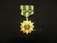 US ARMY MARINE VIETNAM WAR MILITARY SERVICE CAMPAIGN MEDAL 1960 GOOD CONDITION