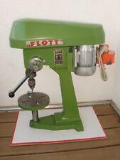 """Tischbohrmaschine Orig.  """"FLOTT""""   defekt."""