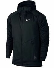 NIKE Mens Hyper Elite Winterized Motion Basketball Jacket Black 851962 Large NWT