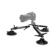 Video Camera Outdoor Car Window Suction Cup 1/4 Mount Stabilizer Tripod