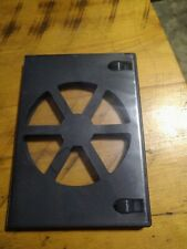 10 Empty DVD Cases - Used no artwork but sleeves intact