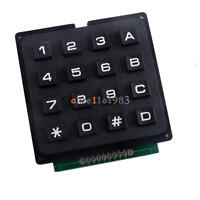 4 x 4 Matrix Array 16 Keys 4*4 Switch Keypad Keyboard Module for Arduino
