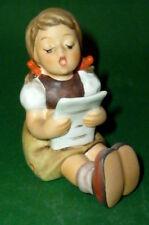 Hummelfigur Goebel Hummel Figur Hum 389 Die kleine Sängerin Hummelfiguren Figure
