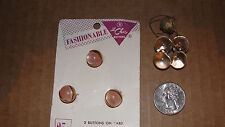 VINTAGE GLASS? SEWING BUTTONS - L@@K!!