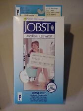 Jobst Medical Legwear Compression 15-20 mmHg Silky Beige Small Thigh CT 119640