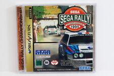 Sega Rally Championship Sega Saturn Ss Japan Import Us Seller G7331