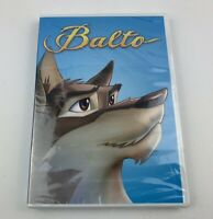 Balto (DVD, 2002) - New/Factory Sealed