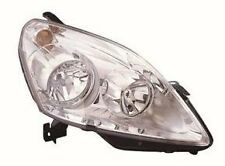Vauxhall Zafira Headlight Unit Driver's Side Headlamp Unit 2008-2014