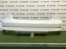 AUDI A3 SALOON S LINE REAR BUMPER - 2015 ON - WITH PDC HOLES GEN AUDI PART *Q20