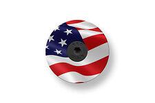 Bikelangelo 1 1/8 Headset Top Cap - American Flag