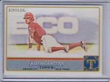IAN KINLSER 2011 Topps Allen and Ginter Glossy #474/999 #246  (C1688)
