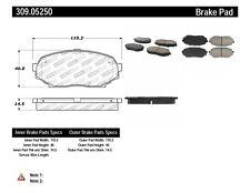 Disc Brake Pad Set-Sport Brake Pads Front Stoptech 309.05250