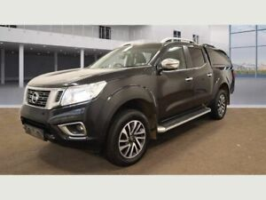 NISSAN NAVARA 15-2019 D23 DOUBLE CAB TRUCK HARDTOP CANOPY LOAD COVER ROOF BLACK