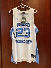 Michael Jordan UNC Tar Heels North Carolina Authentic  Basketball Jersey Nike XL